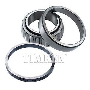 Timken SET23 Wheel Bearing Set