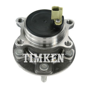 Wheel Bearing & Hub Assembly fits 2012-2014 Ford Focus TIMKEN