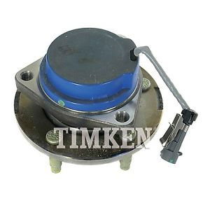 Wheel Bearing and Hub Assembly Rear TIMKEN 512222 fits 02-07 Buick Rendezvous