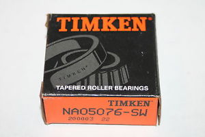 """Timken NA05076-SW Tapered Roller Bearing Cone 3/4"""" Bore NA05076SW * NEW"""