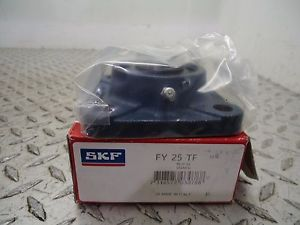 NIB SKF FY 25 TF BALL BEARING FLANGE UNIT