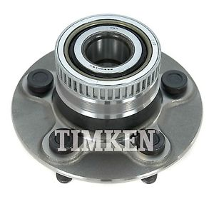Wheel Bearing & Hub Assembly fits 2000-2001 Plymouth Neon  TIMKEN