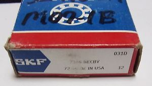 SKF 7305 BECBY Angular Contact Ball Bearing