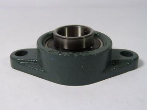 NSK UC207-107/FL207 Bearing in Pillow Block ! NEW !