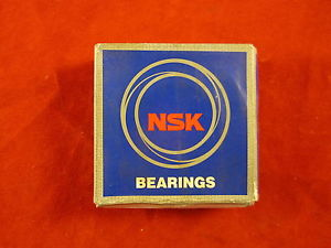 NSK Milling Machine Part- Spindle Bearings #6206VVCM