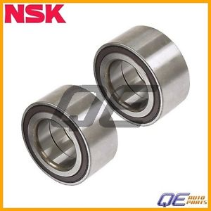 2 Front Wheel Bearing NSK 44300SDAA52 For: Acura TL TSX Honda Accord Civic Acura