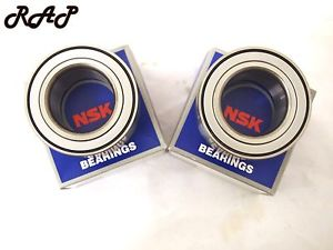 NSK Front Wheel Bearing Left and Right Set 00-05 TOYOTA ECHO/ 04-06 SCION 510062