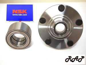 Front Wheel Hub & NSK Bearing Fits ALTIMA 2.5L 2002-2006