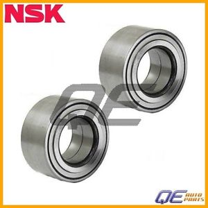 2 Front Wheel Bearings NSK 44300S84A02 Fits: Honda Accord CR-V Acura CL TL RSX