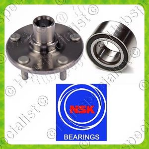 NSK FRONT WHEEL HUB & BEARING FOR LINCOLN MKX 2011-2015 FORD EDGE EACH FAST SHIP
