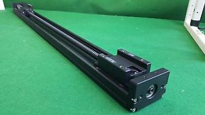 "NSK MCM08068H06X-301A 38"" Inch Travel Linear Actuator with Ball Screw, USED"