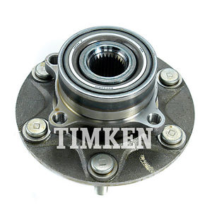 Wheel Bearing and Hub Assembly Front TIMKEN fits 01-06 Mitsubishi Montero