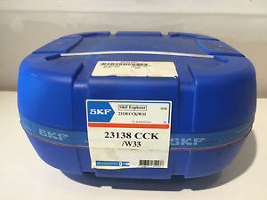 NIB SKF 23138 CCK/W33 Tapered Bore Spherical Roller Bearing 23138CCKW33