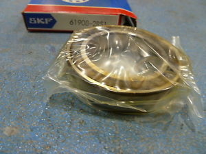 SKF BEARING 61908-2RS1 ~ New in box