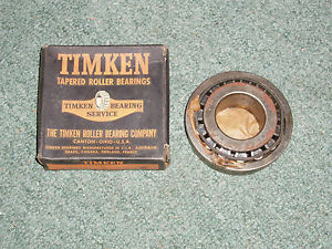 Timken 3576 cone and 3525 cup plus 3-1997