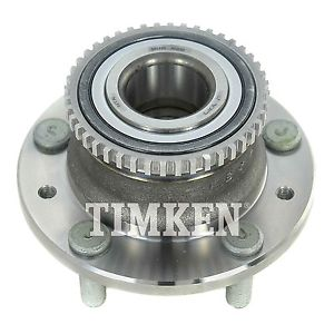 Wheel Bearing and Hub Assembly Rear TIMKEN HA590100
