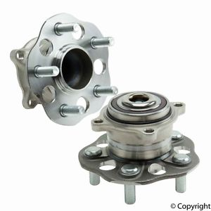 NSK Axle Bearing & Hub Assembly fits 2005-2014 Honda Odyssey