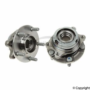 New NSK Axle Bearing and Hub Assembly Front HO66BWKH28 for Infiniti Nissan