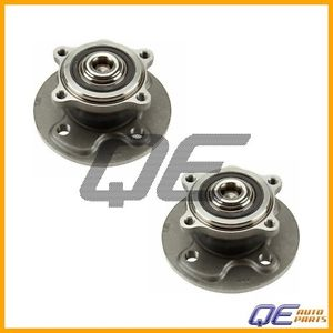 2 Rear Left + Right Mini Cooper R52 Wheel Hub with Bearing NSK 33416786552