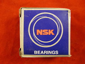 NSK Milling Machine Part- Spindle Bearings #6204DDUC2