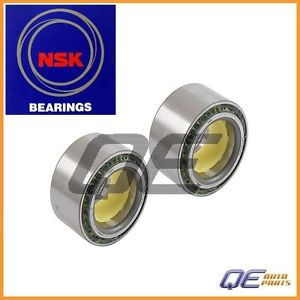 2 Front Wheel Bearings NSK 0926941001 For: Geo Suzuki Grand Vitara Vitara X-90