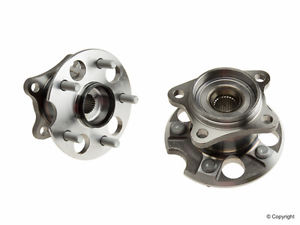 Axle Wheel Bearing And Hub Assembly-NSK Axle Bearing and Hub Assembly Rear