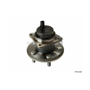 New NSK Axle Bearing and Hub Assembly Rear 49BWKHS47 Toyota Corolla