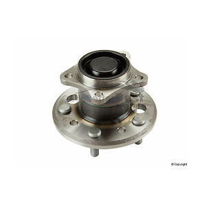 New NSK Axle Bearing and Hub Assembly Rear 49BWKH55 Toyota Camry