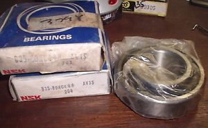 NSK Wheel Bearings B35 80AC4