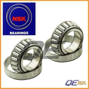 2 Rear eel Bearing WB0401 NSK MB584761 For Mitsubishi Mirage 1985 1986 1987 1988