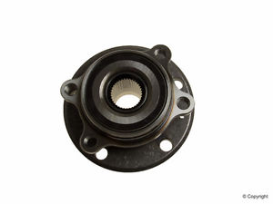 Axle Wheel Bearing And Hub Assembly-NSK Axle Bearing and Hub Assembly Front/Rear
