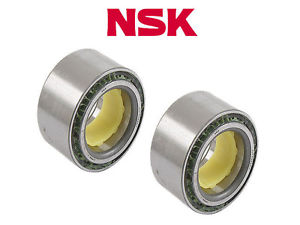 PAIR OF NSK Front Wheel Bearing 09269-41001 Geo Suzuki Grand Vitara X-90