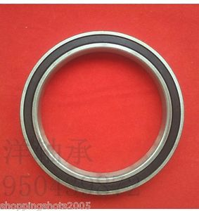 1 pcs thin 6917-2RS RS bearings Ball Bearing 6917RS 85X120X18 mm 85*120*18 ABEC1