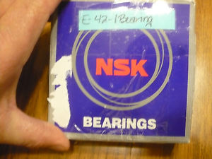 New NSK NJ2212ET Bearing