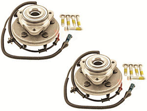 Front Wheel Hub Bearing Assembly for Ford EXPLORER (Non Sport Trac) 02-05 (PAIR)