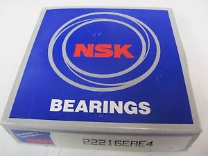 NSK 22216EAE4 Bearing Factory Sealed New!!!