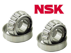 PAIR of NSK Front Wheel Bearing 0610-30-204