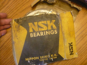 New NSK 6314ZZCM Bearing UGLY BOX
