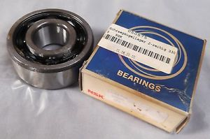 Genuine NSK Double row Angular Contact Bearing with Polyamide cage 3305B TNG