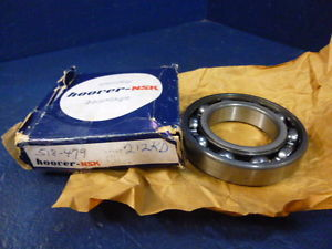 NSK 6212Z Single Row One Side Shielded Ball Bearing