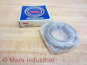 NSK 6008ZZC3 Bearing (Pack of 3)