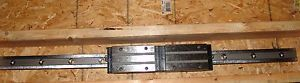 Linear guide bearing NSK LY551206 , 55mm x 1206mm
