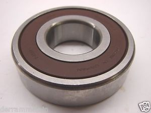 NSK 6306DDUC3 Deep Groove Ball Bearing Single Row Double Contact Seals y60