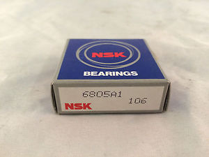 NSK Bearings 6805A1 106 Ball Bearing NIB!