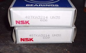 New NSK Clutch Release Bearing BRG403 Isuzu Impulse