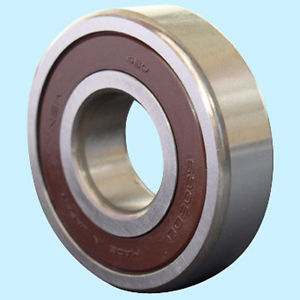 Single-row deep groove ball bearings 6214 DDU (Made in Japan ,NSK, high quality)