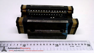 """NSK LH55, BEARING LINEAR GUIDE, DIMENSIONS: 8""""X4""""X2.5"""" #213247"""