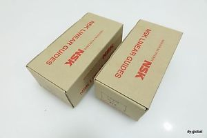LS20AL NSK LM Guide Brand New Lot of 2 Linear Bearing L1S20