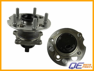 Toyota Sienna 2003-2010 Axle Bearing and Hub Assembly NSK EP49BWKH531