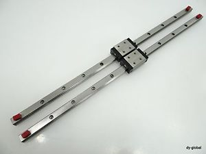 LM Guide LH12AN+425mm NSK Miniature Linear Bearing THK HSR12RM 2Rail 2Block CNC